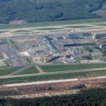 В Домодедово продолжается строительство терминала Т2 и новой ВПП
