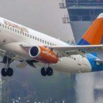 Краснодарский аэропорт обслужил первый рейс авиакомпании «Азимут»