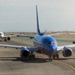 Аэропорт Одесса Международный  в городе Одесса  в Украине