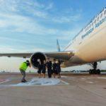 Turkish Technic обслужит самолеты «Международных авиалиний Украины»