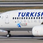 Turkish Airlines inaugurates its first flight to Ivano Frankivsk (Ukraine)