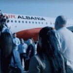 В Албании начал полеты новый национальный перевозчик