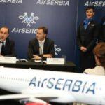 Авиакомпания Air Serbia заказала десять самолетов Airbus A320NEO