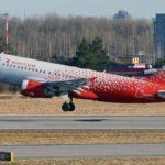 Авиакомпания «Россия» сократит парк Airbus A319 на 20%