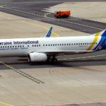 Ukraine International Airlines Resumes Flights Between Vilnius and Odessa