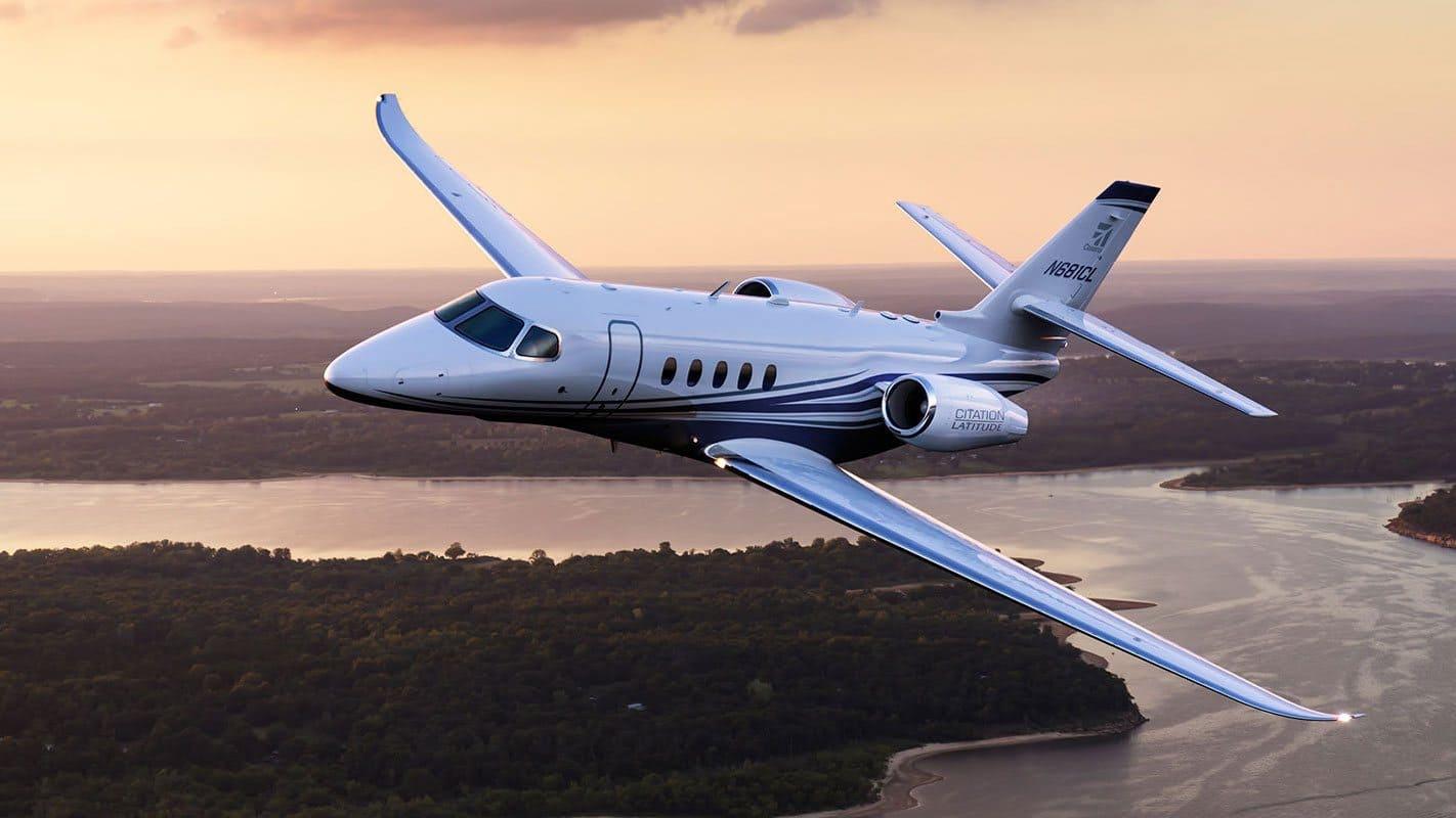 Бизнес авиация в Европе